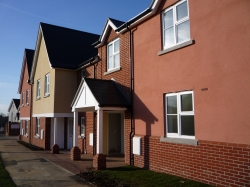 HOUSING DEVELOPMENT OF 8 UNITS, CHICH PLACE, ST.OSYTH