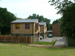2 NO. NEW DWELLINGS DARWIN CLOSE, COLCHESTER, ESSEX