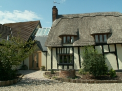 EXTENSION TO HUNTER'S LODGE, ARDLEIGH, ESSEX