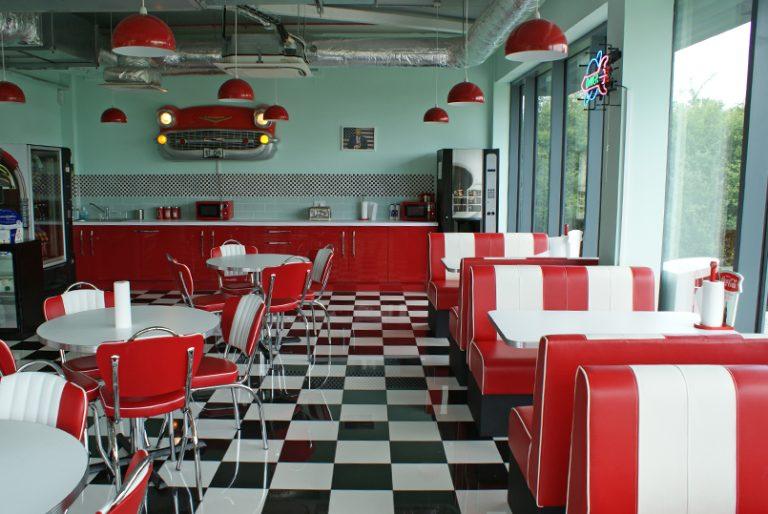 Vintage Office Café