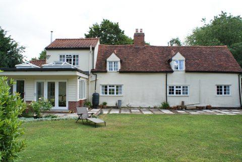 Restoration Works, Grade II Listed Farmhouse