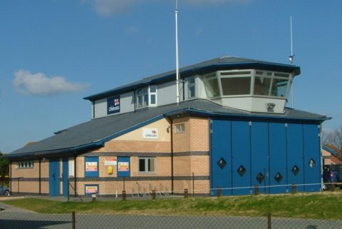 RNLI Station Clacton-On-Sea, Essex