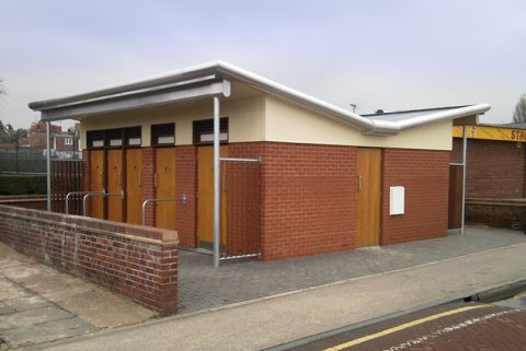 Dovercourt Public Convenience
