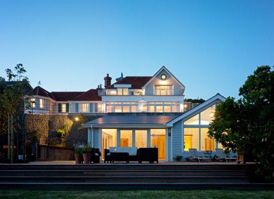 Mersea Beach Front House