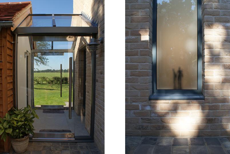Self-build in Alresford