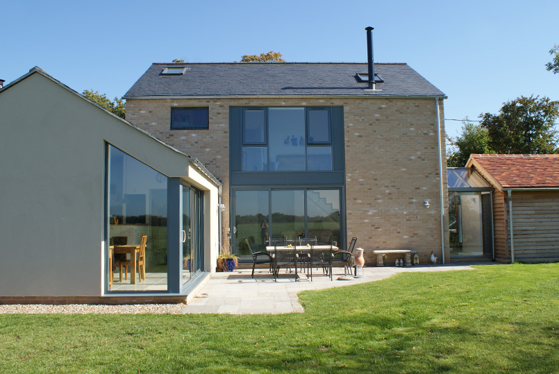 Self-build in Alresford